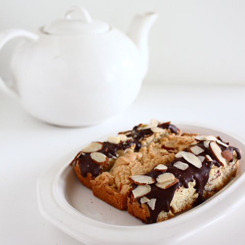 Post image for Confession #2: I'd travel to Carmel for good biscotti… (Chocolate) Almond Biscotti