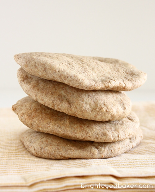 """... #14: I used to know it only by """"pocket bread""""… Pita Bread"""