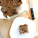 Thumbnail image for Confession #22: Being supportive isn't always easy… All Things Healthy Bars {Vegan}