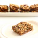 Thumbnail image for Confession #28: I'm broadening my horizons… Persimmon Oat Bars {Vegan}
