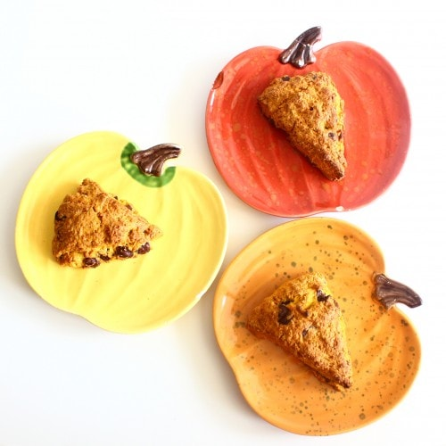 Post image for Confession #30: This is what I look forward to in the fall… Pumpkin Chocolate Chip Scones