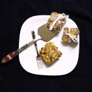 "Thumbnail image for Confession #35: I've been eating cookies for lunch… Oatmeal Raisin ""Cookie"" Bars {GF, Dairy-Free}"