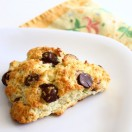 Thumbnail image for Confession #36: I've never had a chocolate orange…Dark Chocolate Orange Scones and a Happy Thanksgiving