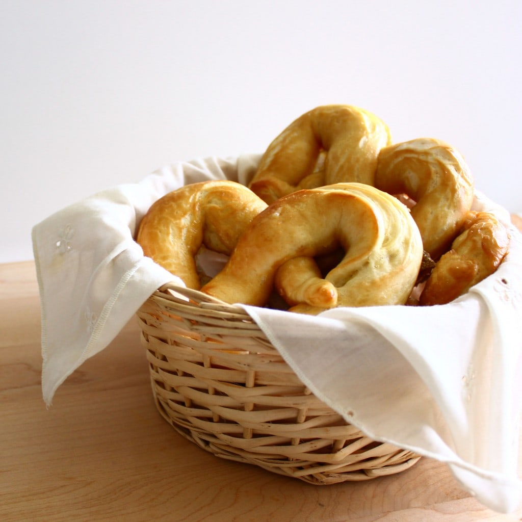 ... #37: I don't like salt on my pretzels… Homemade Soft Pretzels