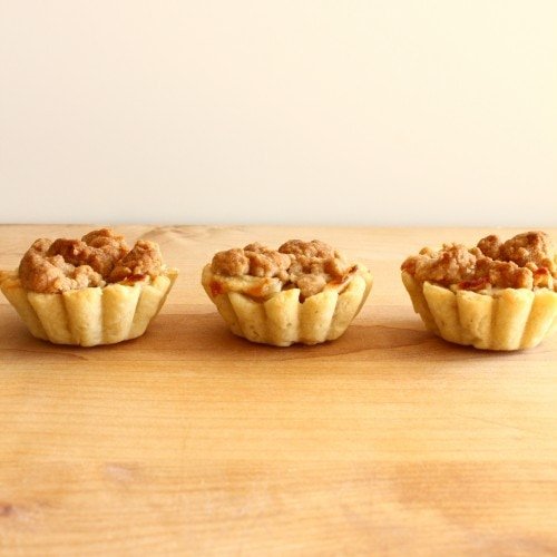Post image for Confession #41: I've never made apple pie before… Mini Apple Pies