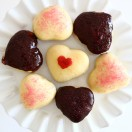Thumbnail image for Confession #50: I made it! Baked Doughnut Hearts