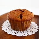 Thumbnail image for Confession #57: Will work for raspberries… Raspberry Almond Muffins {GF}