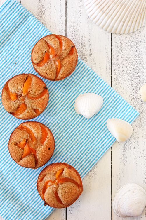 Post image for Confession #76: I'm Dreaming of France… Apricot Financiers