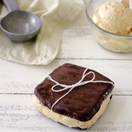 Thumbnail image for Confession # 75: Sometimes Simple Doesn't Cut It… S'mores Ice Cream Sandwiches {GF}