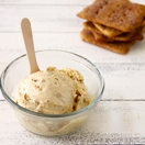 Toasted Marshmallow and Graham Cracker Ice Cream