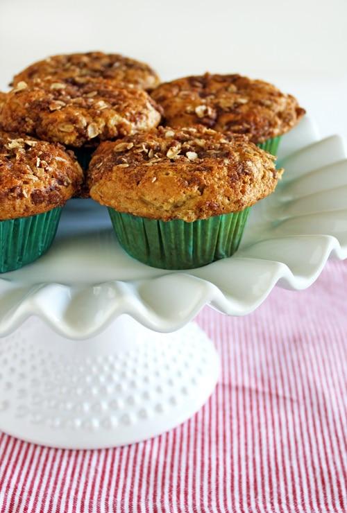 Post image for Confession # 78: I'm a Slowpoke… Rhubarb Muffins