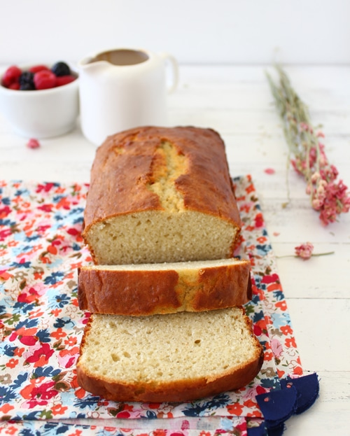 Post image for Confession #79: There's a Reason Behind Every Recipe… Vanilla Pound Cake