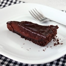 Thumbnail image for Confession #85: I Must Love Myself… Chocolate Tart {GF}