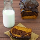 Thumbnail image for Confession #91: I drive myself crazy… Chocolate Pumpkin Marble Bread