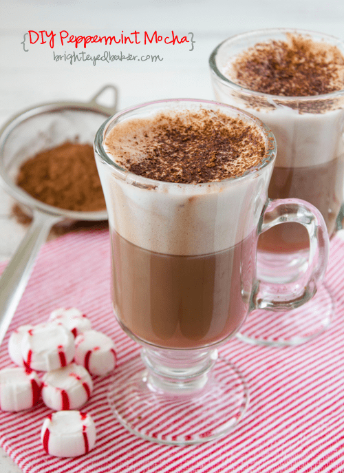 Post image for DIY Peppermint Mocha
