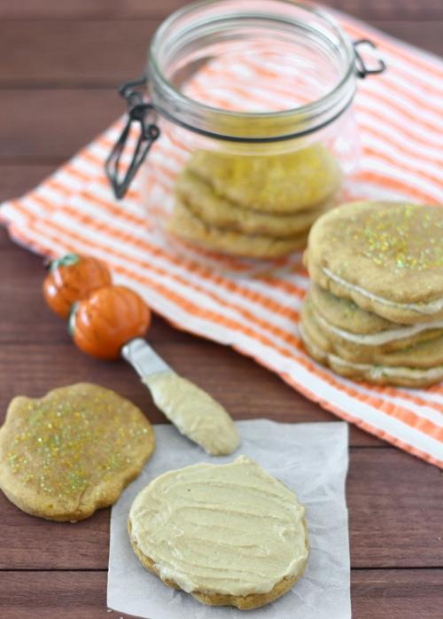 Brown Sugar Sandwich Cookie Recipe — Dishmaps
