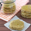 Thumbnail image for Confession #93: I don't lick the bowl… Pumpkin Brown Sugar Sandwich Cookies