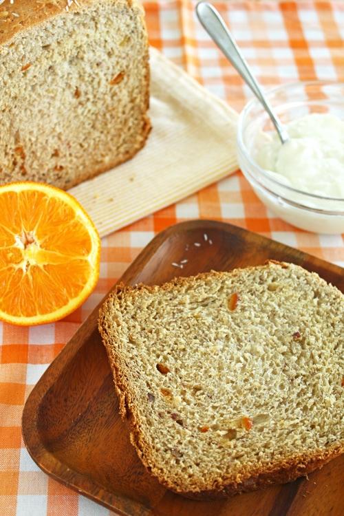 Tropical Breakfast Bread