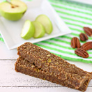 Thumbnail image for Confession #111: My organization is a mess… Apple Cinnamon Energy Bars {GF, Vegan}