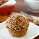 Brown Butter Pecan Muffins