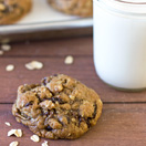 Thumbnail image for Confession #121: I'm a Cookie Monster… Oatmeal Raisin Cookies
