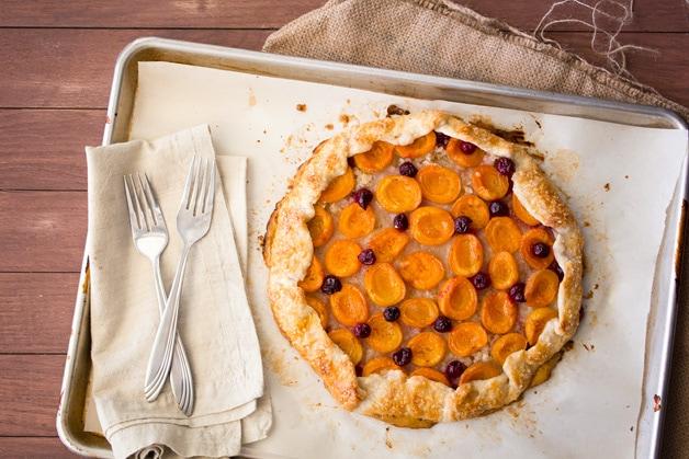 Apricot-Galette | brighteyedbaker.com
