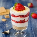 Thumbnail image for Confession #129: I've become a layerer…Lightened-Up Strawberries and Cream Parfaits