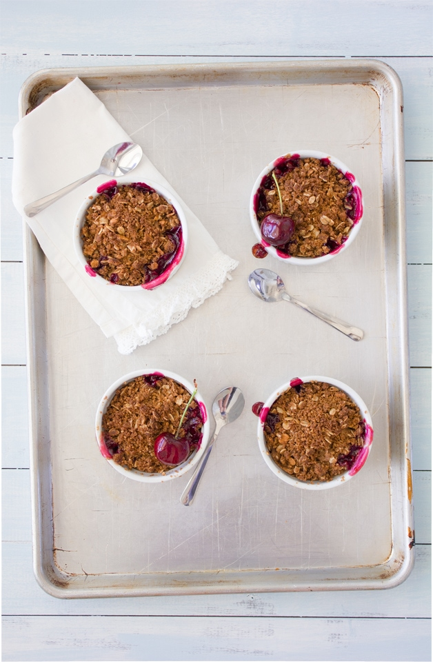Brown-Butter-Cherry-Crumbles-1