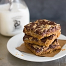 Peanut Butter Chocolate Chip Magic Bars