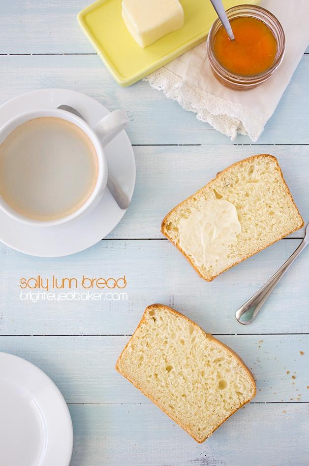 Sally Lunn Bread | Bright-Eyed Baker