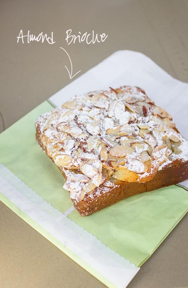 Food & Travels: New York | Almond Brioche @ Bouchon Bakery | www.brighteyedbaker.com
