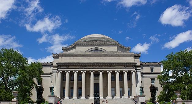 Food & Travels: New York | Columbia University | www.brighteyedbaker.com