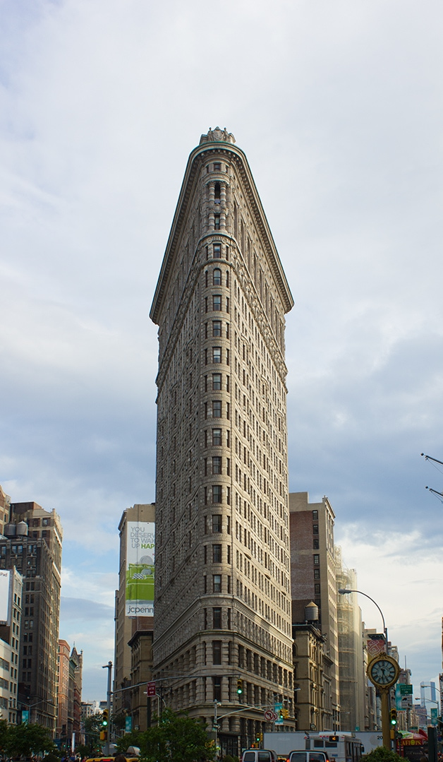 Food & Travels: New York   The Flatiron Building   www.brighteyedbaker.com