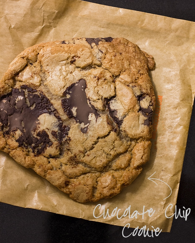 Food & Travels: New York | Chocolate Chip Cookie @ Jacques Torres | www.brighteyedbaker.com