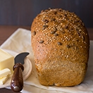 Mixed Seeds Whole Wheat Bread