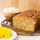 Coconut Mango Bread