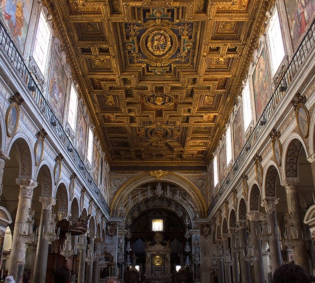Food & Travels: Pisa and Rome - Basilica di Santa Maria in Aracoieli