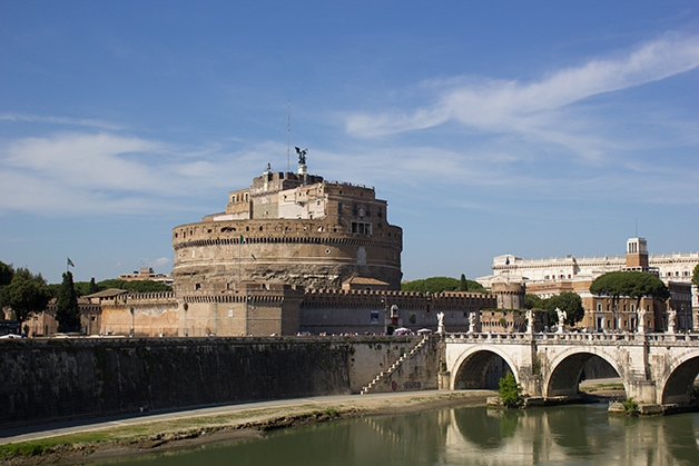 Food & Travels: Pisa and Rome - Castel Sant'Angelo