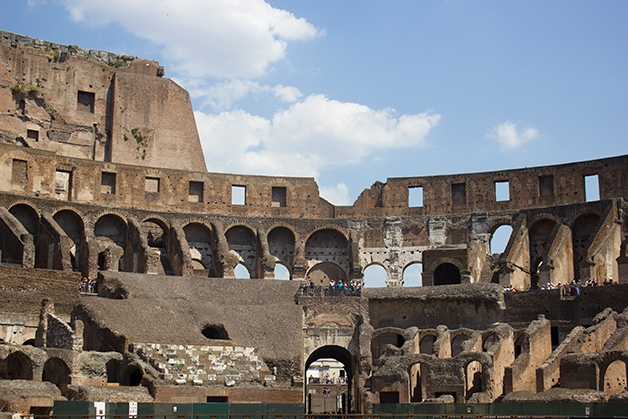 Food & Travels: Pisa and Rome - Colosseum