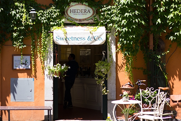 Food & Travels: Pisa and Rome - Hedera