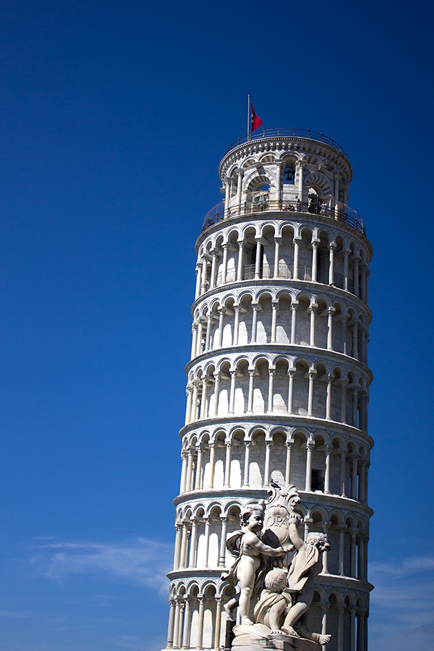 Food & Travels: Pisa and Rome - Leaning Tower of Pisa