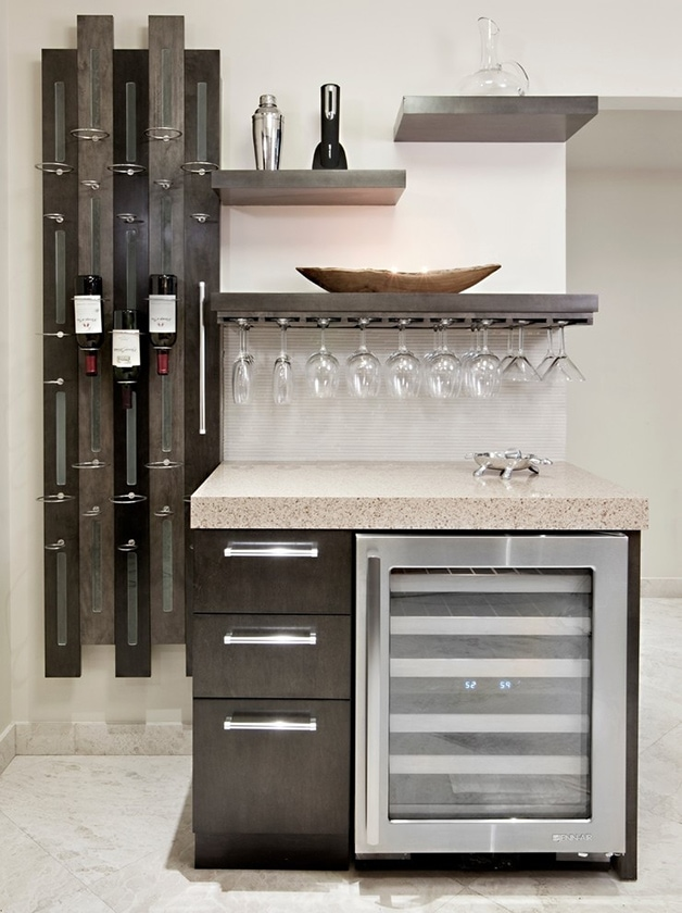 For your kitchen nine innovative kitchen storage ideas for Lounge units designs