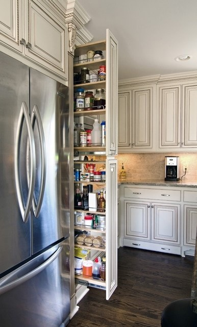 Nine Innovative Kitchen Storage Ideas