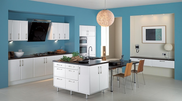 For Your Kitchen: Nine Innovative Kitchen Storage Ideas - Need some design inspiration? Here are nine creative ways to take your kitchen storage to the next level! | www.brighteyedbaker.com