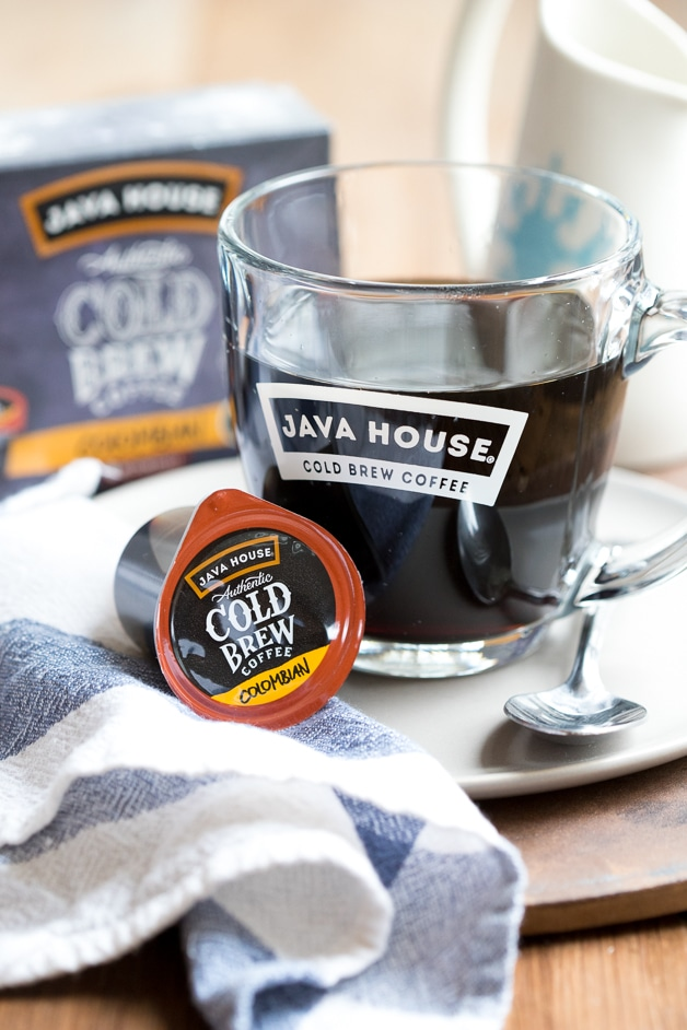 A classic New Orleans coffee drink that's bold, sweet, and creamy, made even easier with pre-made cold brew.